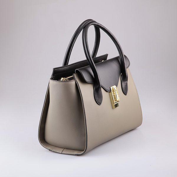 black-and-grey-pu-leather-satachel-bag-01