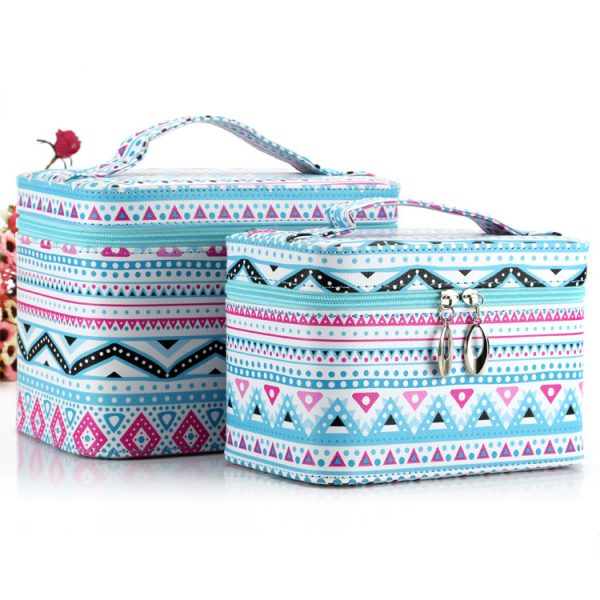 waves-pattern-pu-cosmetic-toilet-bag-sets-with-mirror-03